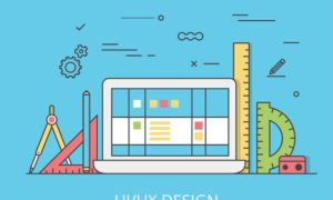 What is the UX and UI designs